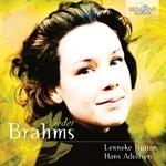 (CD) LIEDER BRAHMS