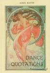DANCE QUOTATIONS