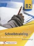 SCHREIBTRAINING FUR DAS GOETHE-ZERTIFICAT B2