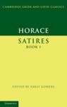 HORACE SATIRES (BOOK I)