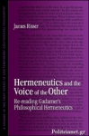 (H/B) HERMENEUTICS AND THE VOICE OF THE OTHER