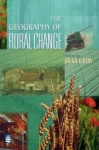 (P/B) THE GEOGRAPHY OF RURAL CHANGE