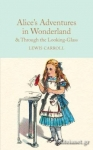 (H/B) ALICE'S ADVENTURES IN WONDERLAND AND THROUGH THE LOOKING GLASS