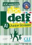 ABC DELF JUNIOR A1 SCOLAIRE (+DVD-MP3+CORRIGES ET TRANSCRIPTIONS)