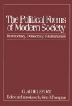 (P/B) THE POLITICAL FORMS OF MODERN SOCIETY