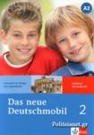 DAS NEUE DEUTSCHMOBIL 2 - LEHRBUCH (+CD)