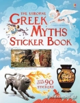 (P/B) THE USBORNE GREEK MYTHS STICKER BOOK