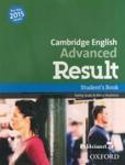 CAMBRIDGE ENGLISH ADVANCED RESULT (CAE)