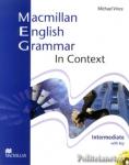 MACMILLAN ENGLISH GRAMMAR IN CONTEXT INTERMEDIATE WITH KEY (+CD-ROM)