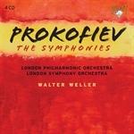 (4-CD SET) PROKOFIEV: THE SYMPHONIES