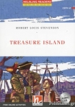 TREASURE ISLAND (+AUDIO CD)