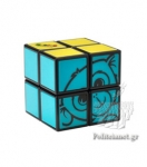 RUBIK'S NEW JR (BLEW AND YELLOW)