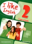 I LIKE ENGLISH 2, COURSEBOOK (+i-BOOK)