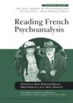 (P/B) READING FRENCH PSYCHOANALYSIS