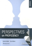 PERSPECTIVES ON PROFICIENCY
