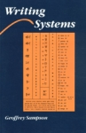 (P/B) WRITING SYSTEMS