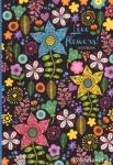 LOVE FLOWERS!, NOTEBOOK (ΒΙΒΛΙΟΔΕΤΗΜΕΝΗ ΕΚΔΟΣΗ - ΔΙΑΦΟΡΩΝ ΣΧΕΔΙΩΝ)