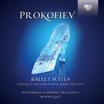 (CD) BALLET SUITES