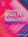 (P/B) COMPREHENSIVE DISABILITY MANAGEMENT