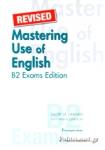 MASTERING USE OF ENGLISH B2 EXAM EDITION (REVISED)