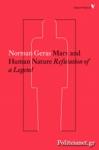 (P/B) MARX AND HUMAN NATURE