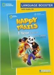 HAPPY TRAILS 1-YEAR COURSE LANGUAGE BOOSTER PUPIL'S BOOK (+CD)