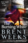 (H/B) THE BURNING WHITE