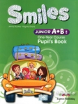 (PACK) SMILES JUNIOR A+B ONE-YEAR COURSE (PUPIL'S+CD+ieBOOK+LET'S CELEBRATE 3,4+ALPHABET BOOK)