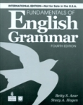FUNDAMENTALS OF ENGLISH GRAMMAR (+CD)