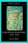 (P/B) EUROPEAN WARFARE, 1494-1660