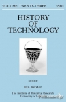 (H/B) HISTORY OF TECHNOLOGY (VOLUME 23)