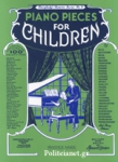 PIANO PIECES FOR CHILDREN N.3