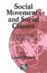 (P/B) SOCIAL MOVEMENTS AND SOCIAL CLASSES
