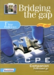 BRIDGING THE GAP 1 - CERTIFICATE OF PROFICIENCY IN ENGLISH - COMPANION