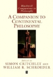 (P/B) A COMPANION TO CONTINENTAL PHILOSOPHY