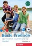 BESTE FREUNDE A1.2 (+AUDIO-CD)