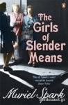(P/B) THE GIRLS OF SLENDER MEANS