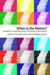 (P/B) WHEN IS THE NATION?
