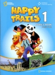 HAPPY TRAILS 1 PUPIL'S BOOK (+CD)