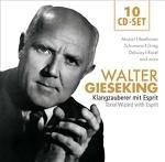 (10-CD Set) WALTER GIESEKING