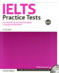 IELTS - PRACTICE TESTS WITH KEY (+CD)
