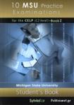 10 MSU PRACTICE EXAMINATIONS FOR THE CELP (C2 LEVEL) BOOK 2
