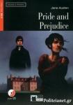 PRIDE AND PREJUDICE (+AUDIO-CD)