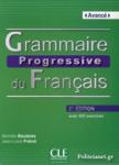 GRAMMAIRE PROGRESSIVE DU FRANCAIS (+CD)