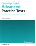 CAMBRIDGE ENGLISH ADVANCED PRACTICE TESTS (FOUR TESTS FOR THE 2015 CAMBRIDGE ENGLISH: ADVANCED EXAM)