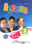 ACCESS 2 STUDENT'S BOOK (+I-BOOK)