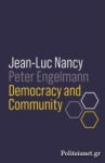(P/B) DEMOCRACY AND COMMUNITY