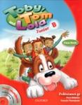TOBY, TOM AND LOLA JUNIOR B - CLASS BOOK (+MULTI-ROM+READER)