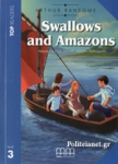 SWALLOWS AND AMAZONS (+CD+GLOSSARY)