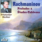 (CD) PRELUDES AND ETUDES-TABLEAUX